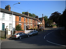 TM1645 : South end of Henley Road, Ipswich by Richard Vince