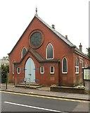TQ2160 : Epsom Baptist Church (built 1907) by Jim Osley