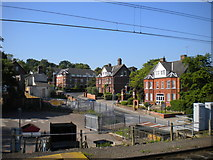 TM1543 : Ancaster Road from Ipswich station by Richard Vince