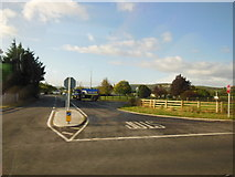 R2432 : Minor road off the N21 by Ian S