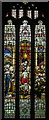 ST3614 : Stained glass window, St Mary's church, Ilminster by Julian P Guffogg