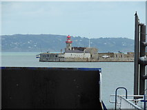 O2429 : Lighthouse on East Pier, Dun Laoghaire by Ian S