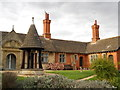 TF1205 : James Bradford Almshouses, Helpston by Paul Bryan
