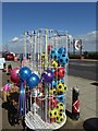 TA3108 : Seaside shop outside display by Steve  Fareham