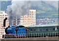 J3474 : Steam locomotive no 85, Belfast - August 2014(2) by Albert Bridge