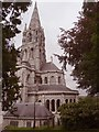 W6671 : Saint Fin Barre's Cathedral by Hywel Williams