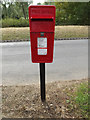 TM0434 : Strickmere Postbox by Geographer