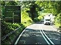 SJ8471 : Approaching Siddington Crossroads by David Dixon
