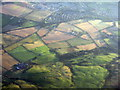 NS3117 : The edge of Alloway from above Sauchrie by M J Richardson