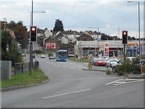 TQ6174 : Stonebridge Road, Northfleet by Danny P Robinson