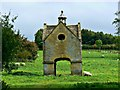SP2428 : Dovecote, Chastleton House, Chastleton, Oxfordshire by Brian Robert Marshall