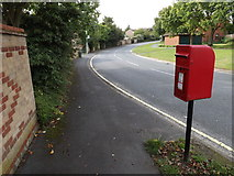 TM1242 : Cottingham Road & Cottingham Road Postbox by Adrian Cable