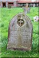 TG0336 : All Saints, Sharrington - Gravestone by John Salmon