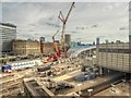 SJ8499 : Manchester Victoria Station Redevelopment Site (August 2014) by David Dixon
