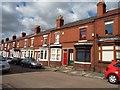 SE5803 : Houses, east side, Baxter Avenue, Doncaster by Christine Johnstone