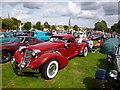 TF0206 : Classic car show - Stamford 2014 by Richard Humphrey