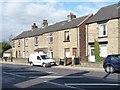 SE3400 : Houses, east side of Sheffield Road [A61], Birdwell by Christine Johnstone