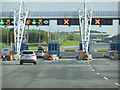 S4094 : Toll Plaza on the M7 / E20 by Ian S