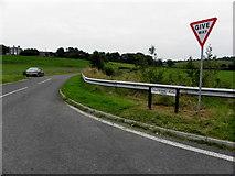 H6256 : Tullywinny Road, Lisbeg by Kenneth  Allen