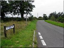 H6355 : Tullywinny Road, Tullyvar by Kenneth  Allen
