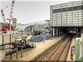 SJ8499 : Manchester Victoria Station Redevelopment August 2014 by David Dixon