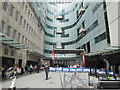 TQ2881 : BBC Broadcasting House, New Building by Paul Gillett