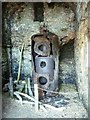 SS5147 : Tunnels Beaches - Old boiler by Rob Farrow
