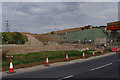 SD4764 : Construction site, Slyne Road (A6) by Ian Taylor