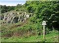 ST4854 : National Trust, Cheddar Gorge by Des Blenkinsopp