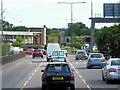 SU4767 : Newbury, Robin Hood Roundabout by David Dixon