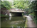 SP1284 : Yardley Road bridge over the Grand Union canal by Richard Law