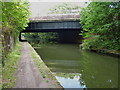 SP1284 : Stockfield Road bridge over the Grand Union canal by Richard Law