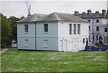 TQ5838 : Former stables, Tunbridge Wells Common by N Chadwick