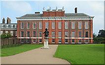 TQ2579 : Kensington Palace, London by David Hallam-Jones