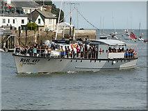 SX8751 : Dartmouth Harbour by Chris Allen