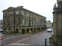 NU1813 : Alnwick Town Hall by Carroll Pierce