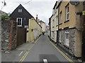 SX0144 : Church Street by Peter Holmes