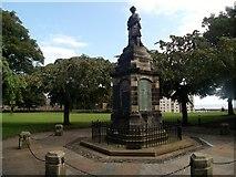 NT3699 : Methil War Memorial by Euan Nelson