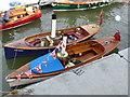 SX8751 : Dartmouth Regatta - steamboats by Chris Allen
