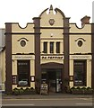 TQ2842 : Former cinema, Horley by Julian Osley