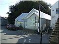 SX1059 : ACF drill hall - The Parade by John M