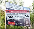J4180 : Sign near Cultra station (September 2014) by Albert Bridge