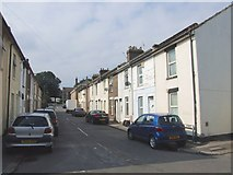 TQ7369 : Roach Street, Strood by Chris Whippet