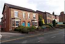 SJ8481 : Hawkins and Trinity House Dental Care in Wilmslow by Jaggery