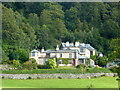 SD3195 : Brantwood House, Coniston by pam fray
