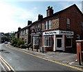 SJ8478 : Murphy's Barbers Shop in Alderley Edge  by Jaggery