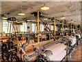 SJ8383 : Quarry Bank Mill, Weaving Shed by David Dixon
