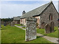 NY1700 : St. Catherine's church,  Boot, Cumbria by pam fray