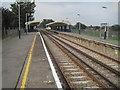 TQ1864 : Chessington North railway station, Greater London by Nigel Thompson