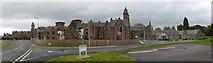 NH6343 : Former Craig Dunain Hospital by Craig Wallace